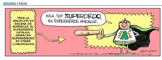 Resultado de imagen de nepotismo andaluz